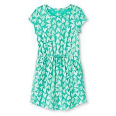 Girls' Heart Print Dress - Circo™