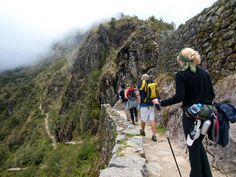 It Takes 4 Days To Reach At Classic Inca Trail Of Machu Picchu. And It Is the Best Trek On The Planet. Come And See The Famous Inca Trail.