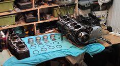 F SOHC engine rebuild. Part – Gazzz garageHonda F SOHC engine rebuild. Part – Gazzz garage Honda Cb750, Engine Rebuild, Engineering, Garage, Carport Garage, Garages, Technology, Car Garage, Carriage House