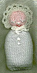 Knitted Dolls Pattern