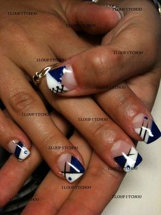 Image - RAPHAELLE - Déco d'ongle en gel nail art - Skyrock.com