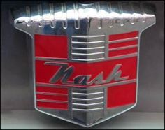 Nash Motors built automobiles from 1916 to 1954. Nash production continued when the company was merged into American Motors but ceased in 1957.