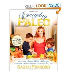 I had to have ideas on what to make when I started eating an ancestral diet and this was my first 'Paleo' cookbook.  It gets used frequently.  I would say my favorite recipes are the egg cupcakes with guacamole dip and the perfect pork pot roast with that awesome vegetable gravy mmm mmm mmm good!!
