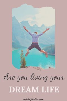Get your free guide on how to start living your dream life by setting goals and actioning them. Reach high and achieve your dreams.
