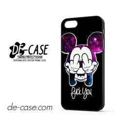Mickey Disney DEAL-7185 Apple Phonecase Cover For Iphone SE Case