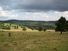 Sumava view, Czech Republic