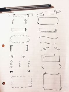 Image about school in bullet journal/doodles/study by priscilla Pretty Notes, Cute Notes, Beautiful Notes, Revision Notes, Study Notes, Studyblr, Tittle Ideas, Sketch Notes, Study Inspiration