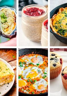 Weight loss breakfast recipes Savory Breakfast, Sweet Breakfast, Breakfast Recipes, Under 300 Calories, Protein Bread, Healthy Balanced Diet, Low Carb Tortillas, Pcos Diet, Warm Food