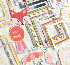 The Happy Planner sticker set, 30 units – The White Pad
