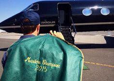 Jordan Spieth - 2015 Masters Champion
