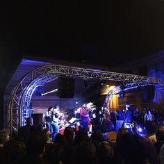 Gracias a Aran Malikian y al equipo Las Armas por esta noche mágica. Ha merecido mucho la pena #irdepropio