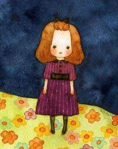 Ayako Ujiie, illustration detail