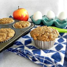 Healthy apple cinnamon muffins are a new favorite here at the Feeding Big house. The muffins are easy to make and are full of apple cinnamon flavor. Big and I have made a decision to get back to clean eating. Now, don't get me wrong, we don't eat horribly, but we could eat better.  …