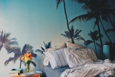 My kind of accent wall | Goldfish Kiss