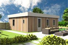Vakantiewoning bouwen met hout - Zelf doen of uitbesteden!