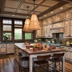 eclectic kitchen by Design Associates - Lynette Zambon, Carol Merica