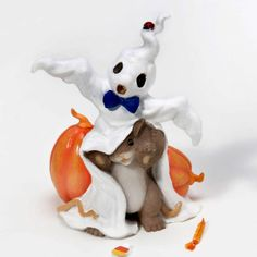 """Awww!!! """"We Are Spooky Pals"""" - Charming Tails Halloween 4023630 