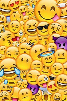 Lee Fondo de pantalla de Emojis 1 de la historia ☆Fondos de pantalla☆ por Zendayabeella con 121 lecturas. fondosdebloqu...