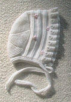 Kenarları fırfırlı örgü bebek beresi modeli yapılışı ( anlatımlı )