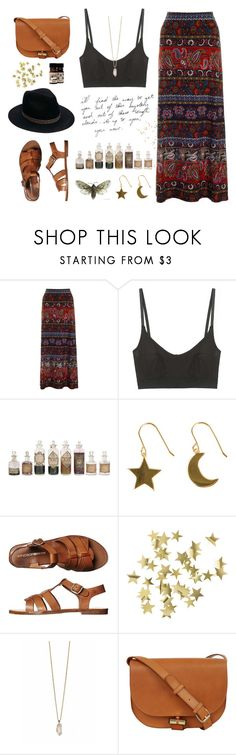 """3 ☾"" by moon-and-flowers ❤ liked on Polyvore featuring Monsoon, Base Range, SOPHIE by SOPHIE, Windsor Smith, H&M, ASOS, Zoya, A.P.C., boho and ethnic"