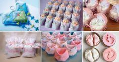 Veja aqui 8 ideias muito legais de lembrancinhas de maternidade que você mesma pode fazer. Imperdível!!