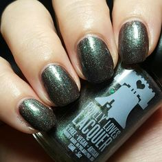 Geomagnetic Storm by Philly Loves Lacquer, December 2015