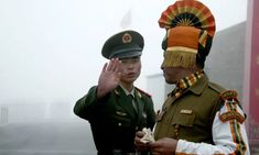 Indian troops brawl with Chinese counterparts on border | India | The Guardian Military Post, China Today, People's Liberation Army, Indian Territory, Indian Government, Indian Army, The Clash, Face Off, News India
