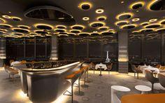 #Locales de diseño: Restaurante Ciel