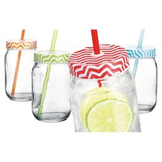 Pippy Drinking Glass (Set of 4)