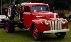 1947 Ford Flatbed