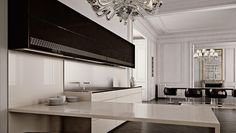 Fendi Casa Ambiente Cucina, kitchens by Luxury Living Group