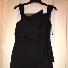 Black halo eve gown Worn once, But in perfect condition Black halo eve Dresses Wedding