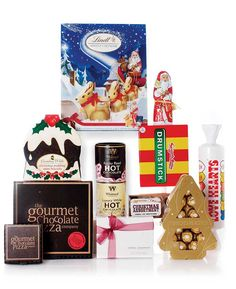 Sweet tooth gift ideas... www.oldrids.co.uk #christmas #giftideas