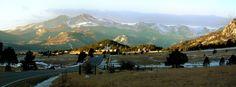 Rocky Mountain National Park. Jan 2005