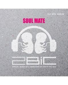 K2POP - 투빅 (2BIC) - 소울메이트 (2ND 미니앨범) (2BIC - SOUL MATE (2ND MINI ALBUM))