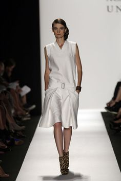 Academy of Art University Spring '13 Fashion Show - Stephina Touch - Look 2