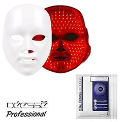 For Gift DEESSE Professional LED Beauty Mask Home Aesthetic Mask Self Skin Care Only Red Color LED SBTMASKSTD Made in Korea  LJH Vital Firming Hydrogel Mask Sheet 50pcs Set -- Find out more about the great product at the image link-affiliate link. #BeautySalonEquipment