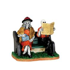 Don't be late for the Spookytown Train! - Product Type: Figurine - Approx. size (H x W x D): 2.28 x 0.00 x 0.00 inches 5.8 x 0 x 0 cm