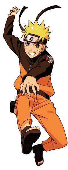 Naruto Uzumaki~! Cute~!!^^