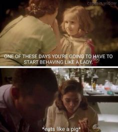 """""""behaving like a lady"""" - psh, Peggy's too awesome to be confined by society's narrow gender-based standards"""