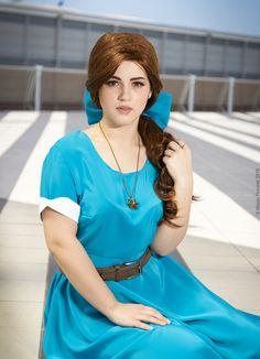Anastasia, photo by Mauro Petrolati