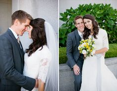 Oakland Temple Lds Wedding {Ashley + Spencer} » Jessica Feely Photography