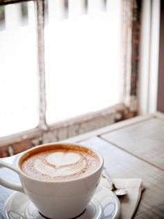 Hope and Union Coffee in Charleston, SC  take me there!