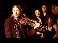 "David Garrett: ""A Whole New World"""