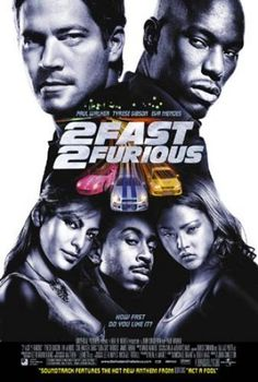2 Fast 2 Furious (2003) Click on the link to find out more information about this DVD, and to find ratings, trailers, pictures, and more! #Movies #Library #NewReleases