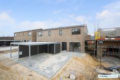 Nyt 2plans rækkehus under opførelse. Ketting Parkvej 239, 8462 Harlev J - Rækkehus #rækkehus #harlev #selvsalg #boligsalg #boligdk