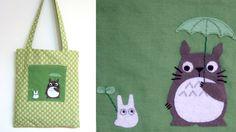 such a Totoro fan....