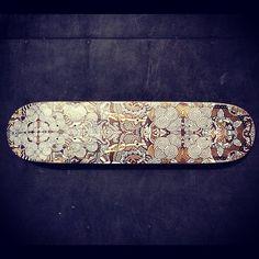 Joshua Davis Skate Deck