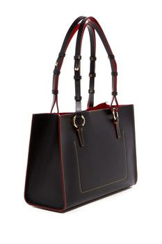 Dooney & Bourke Janette Leather Tote