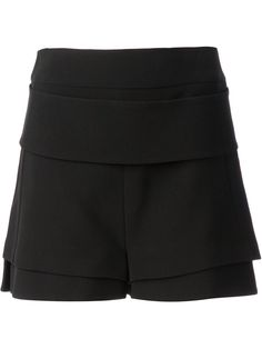 Givenchy Paneled Layered Shorts - L'eclaireur - Farfetch.com